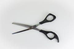 Forbici dei capelli Fotografia Stock