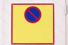 forbidden fotografia stock libera da diritti
