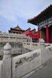 Forbidden City, Китай Стоковые Фотографии RF