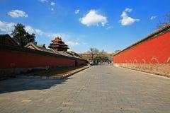 Forbidden City Пекина Стоковая Фотография RF