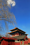 Forbidden City Пекина Стоковые Фото