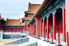The Forbidden City. Beijing, China Stock Image