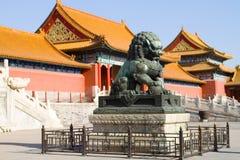 Forbidden city Royalty Free Stock Photo