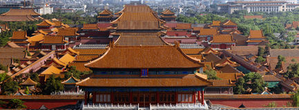 Forbidden City Stock Image