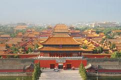 Forbidden city 2 Stock Photography
