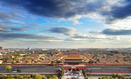 Free Forbidden City Royalty Free Stock Photo - 21969365