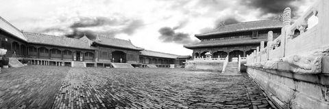 Forbidden city Royalty Free Stock Photography