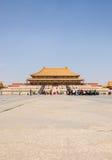 Forbidden City Royaltyfri Foto