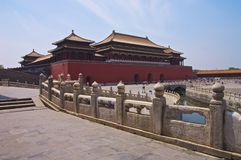 Forbidden City Arkivbilder