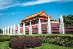 Forbidden City Arkivfoto