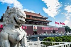Forbidden City Arkivbilder