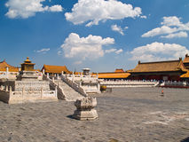 Forbidden city Stock Photos