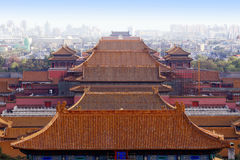 Forbidden City. Royalty Free Stock Photos