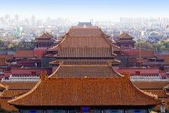 Forbidden City. royalty free stock photos