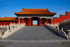Forbidden City Stock Photo