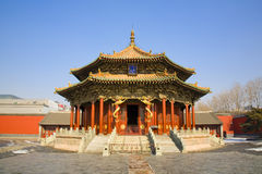 Forbidden City. Of SHEYANG,CHINA Royalty Free Stock Photo