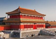 Forbidden City in Beijing Stock Images