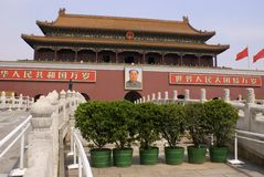 Forbidden City, Beijing Royalty Free Stock Photography
