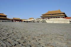 Forbidden City in Beijing Royalty Free Stock Images