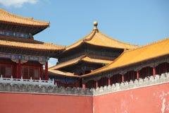 Forbidden City Beijing Royaltyfri Foto