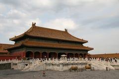 Forbidden city Beijing stock images