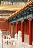 Forbidden city beijing Stock Photo