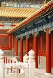 Forbidden city beijing Stock Photo