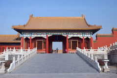 Forbidden City, Beijing Royalty Free Stock Photo