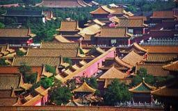 The forbidden city, beijing Stock Photography