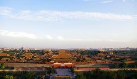 The Forbidden City (in Beijing) Stock Photography
