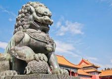 Forbidden City in Beijing Stock Photography