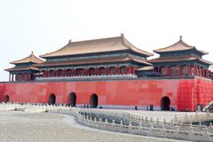 The Forbidden City,Beijing Stock Photography