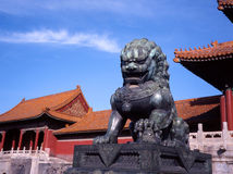 The Forbidden City - Beijing, China Royalty Free Stock Photos