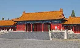 The Forbidden City. Beijing, China Royalty Free Stock Photography