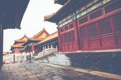 The Forbidden City, Beijing, China. The Forbidden City, Beijing, China Royalty Free Stock Photos