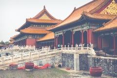 The Forbidden City, Beijing, China. The Forbidden City, Beijing, China Stock Image