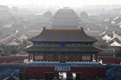 Forbidden City,Beijing,China Royalty Free Stock Photo