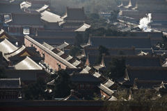 Forbidden City,Beijing,China Royalty Free Stock Photos