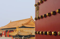 Forbidden City,Beijing,China Royalty Free Stock Image