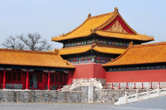 Forbidden City, Beijing, China Royalty Free Stock Photography