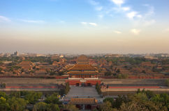 The Forbidden City, Beijing,China Stock Photo