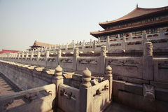 Forbidden City, Beijing, China. Forbidden City of Beijing, China Stock Photography