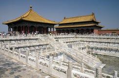 Forbidden City - Beijing - China Stock Photos
