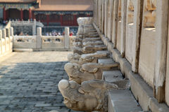 Forbidden City, Beijing, China Stock Photos