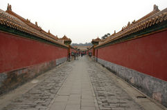 Forbidden City, Beijing, China Royalty Free Stock Image