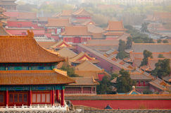 Forbidden city. Beijing, China Stock Images