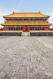 The Forbidden City in Beijing Royalty Free Stock Image