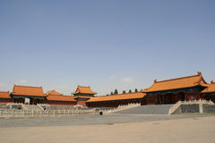 Forbidden City - Beijing - China  Stock Images