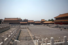 The Forbidden City, Beijing, China Royalty Free Stock Photography