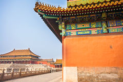 Forbidden City in Beijing. China Stock Photos